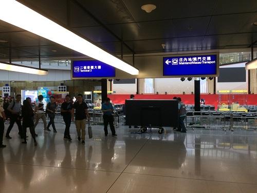Hong Kong Airport Cross Border Coach Service Guide