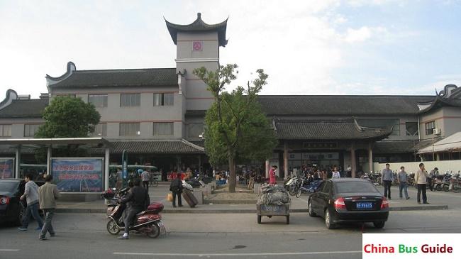 Bến xe Bus Wuzhen